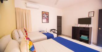 Posada Kin - Palenque - Bedroom