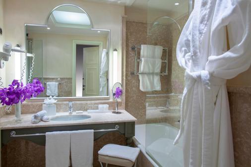 星際托斯卡納酒店 - 佛羅倫斯 - 佛羅倫斯 - 浴室