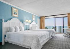 Sand Dunes Resort and Suites - Myrtle Beach - Makuuhuone