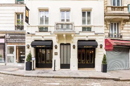 Mom'Art Hotel & Spa - Paris - Building
