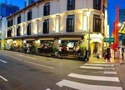 The Southbridge Hotel - Singapur - Außenansicht