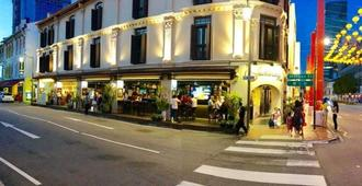 The Southbridge Hotel - Singapur - Vista del exterior