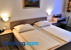 Hotel Fantasie - Ansbach - Bedroom