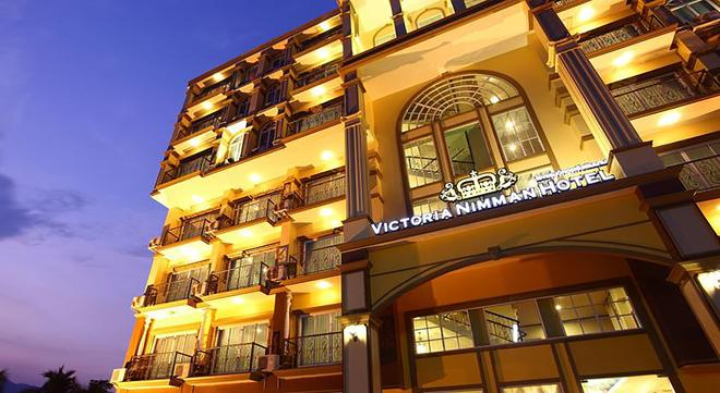 Victoria Nimman Hotel - Chiang Mai - Building