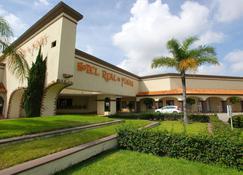 Hotel Real de Minas San Luis Potosi - San Luis Potosí - Gebäude