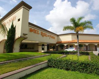 호텔 레알 데 미나스 산 루이스 포토시 - 산루이스포토시 - 건물