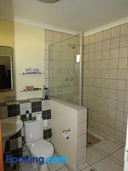 白房子賓館酒店 - 白河 - 白河 - 浴室