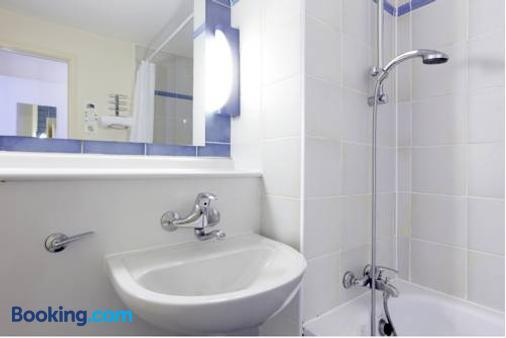 Campanile Hotel 's-Hertogenbosch - 's-Hertogenbosch - Bathroom