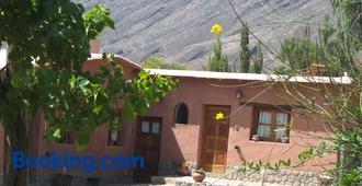 Hosteria La Morada - Tilcara - Edificio
