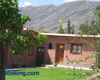 Hosteria La Morada - Tilcara - Building