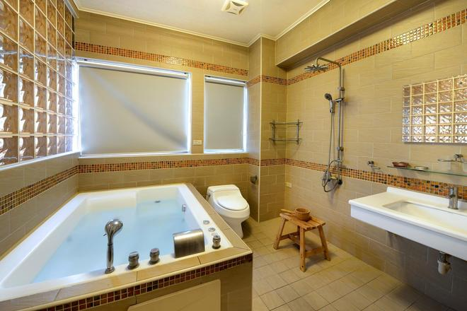Jinge Guest House - Nantou City - Μπάνιο