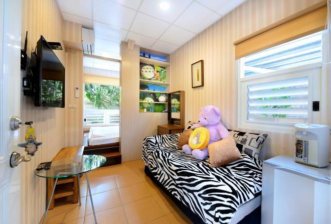 Jinge Guest House - Nantou City - Σαλόνι