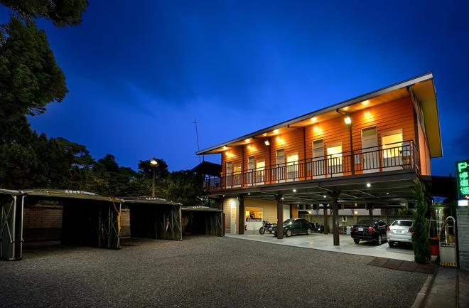 Jinge Guest House - Nantou City - Κτίριο