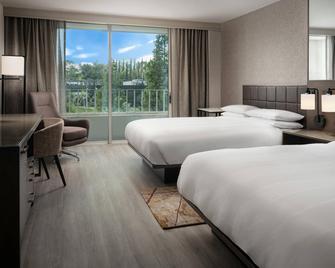 Warner Center Marriott Woodland Hills - Woodland Hills - Bedroom