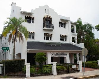 The Eo Inn - Downtown - Orlando - Building