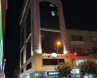 Elazig Gunay Hotel - Елязиг - Building