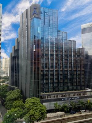 Meliá Kuala Lumpur - Κουάλα Λουμπούρ - Κτίριο