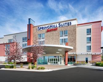 SpringHill Suites by Marriott Salt Lake City Draper - Draper - Building