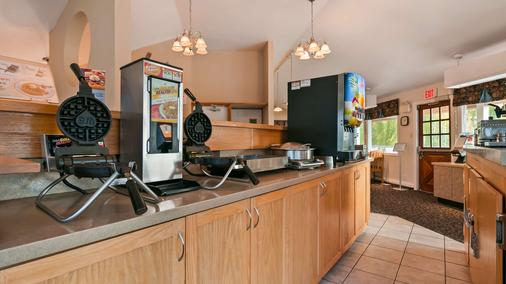 Best Western Inn at Penticton - Penticton - Buffet