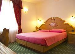 Hotel Lory - Pinzolo - Bedroom