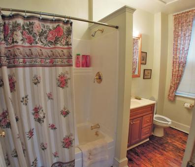 Wilson House Bed & Breakfast - Baltimore - Bathroom