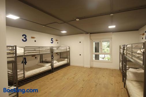 Bilbao Metropolitan Hostel by Bossh Hotels - Bilbao - Bedroom
