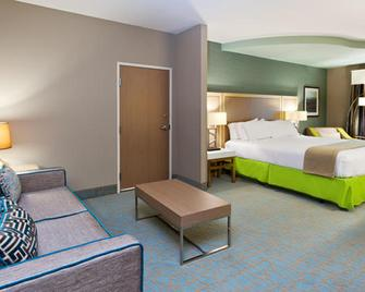 Holiday Inn Express & Suites Warner Robins North West - Warner Robins - Schlafzimmer