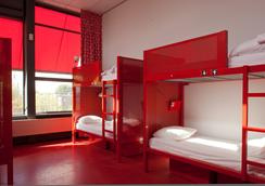 Wow Hostel Amsterdam - Amsterdam - Bedroom