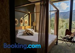 Cooking And Nature Emotional Hotel - Alvados - Bedroom