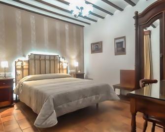 Posada Abuela Fidela - Villanueva de los Infantes - Schlafzimmer
