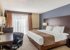 Quality Inn & Suites - Bathurst - Makuuhuone