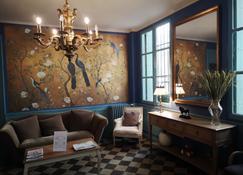 Hôtel de l'Amphithéâtre - Nimes - Living room