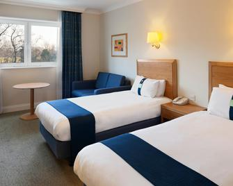 Holiday Inn Edinburgh - Edinburg - Slaapkamer