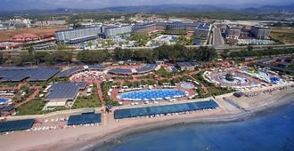 Eftalia Ocean Hotel - Alanya - Extérieur