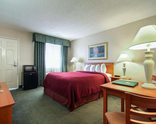 Quality Inn Airport East - El Paso - Phòng ngủ
