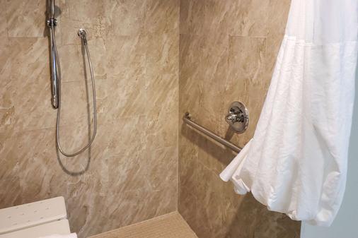 Quality Inn Airport East - El Paso - Phòng tắm