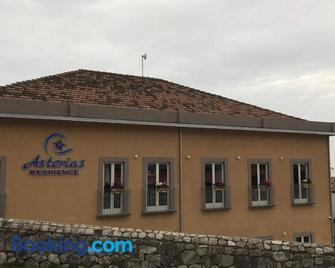 Asterias Residence - Пиццо - Здание