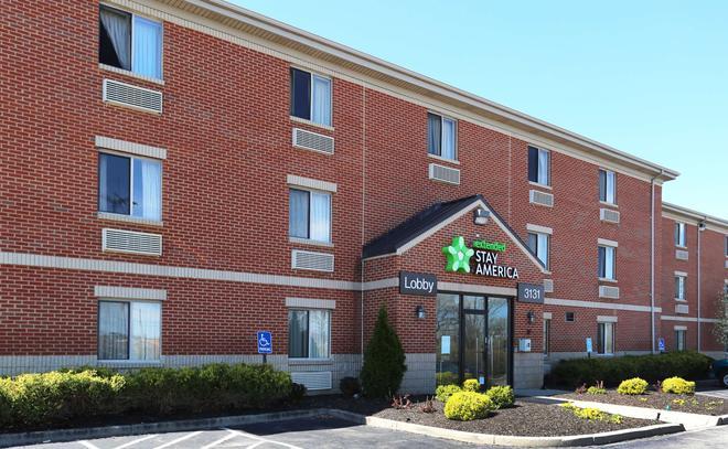 Extended Stay America - Dayton - Fairborn - Fairborn - Building