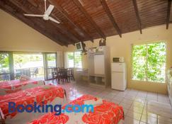 Kura's Kabanas - Rarotonga - Bedroom