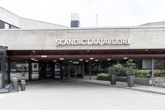 Scandic Laajavuori - Jyväskylä - Rakennus