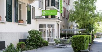 Hotel-Pension Marthahaus - Bern - Toà nhà