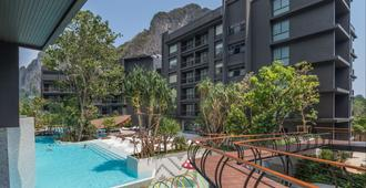 Panan Krabi Resort - Thị trấn Krabi - Toà nhà