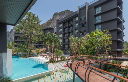 Panan Krabi Resort - Krabi - Building