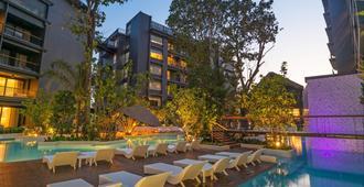 Panan Krabi Resort - Thị trấn Krabi - Bể bơi