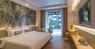 Panan Krabi Resort - Thị trấn Krabi - Phòng ngủ