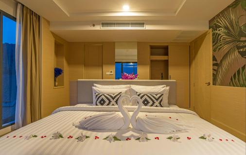 Panan Krabi Resort - Krabi - Bedroom