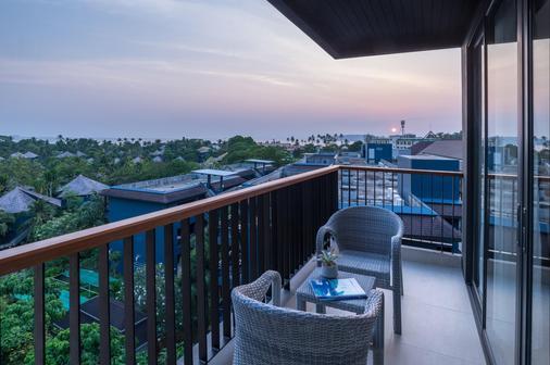 Panan Krabi Resort - Krabi - Balcony