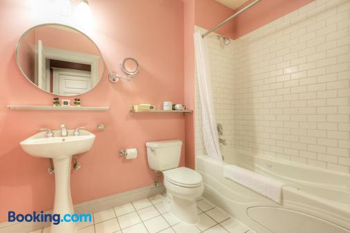 Montvale Hotel - Spokane - Bathroom