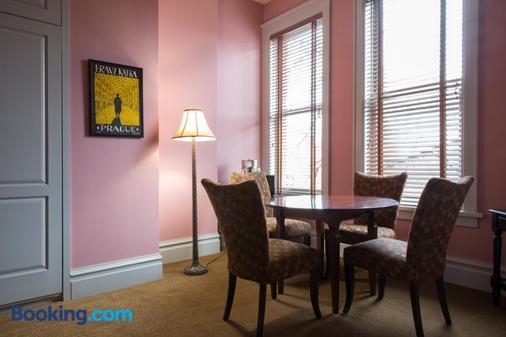 Montvale Hotel - Spokane - Dining room
