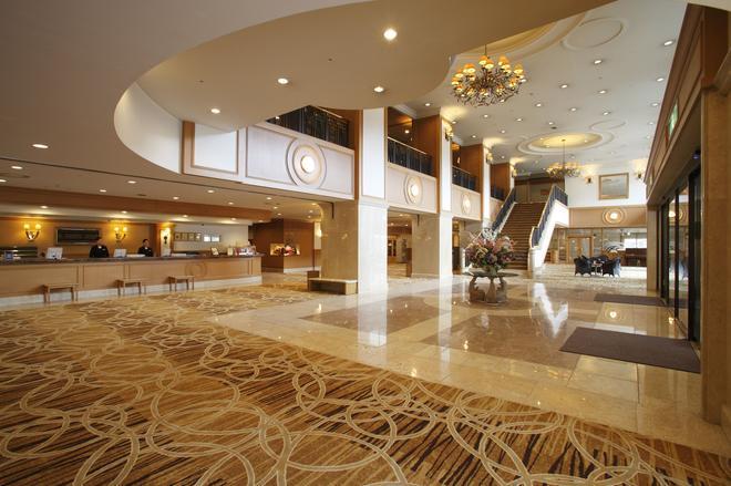 Noboribetsu Grand Hotel - Noboribetsu - Aula